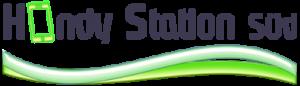 Handy Station Süd Logo Mobile für hellen Hintergrund